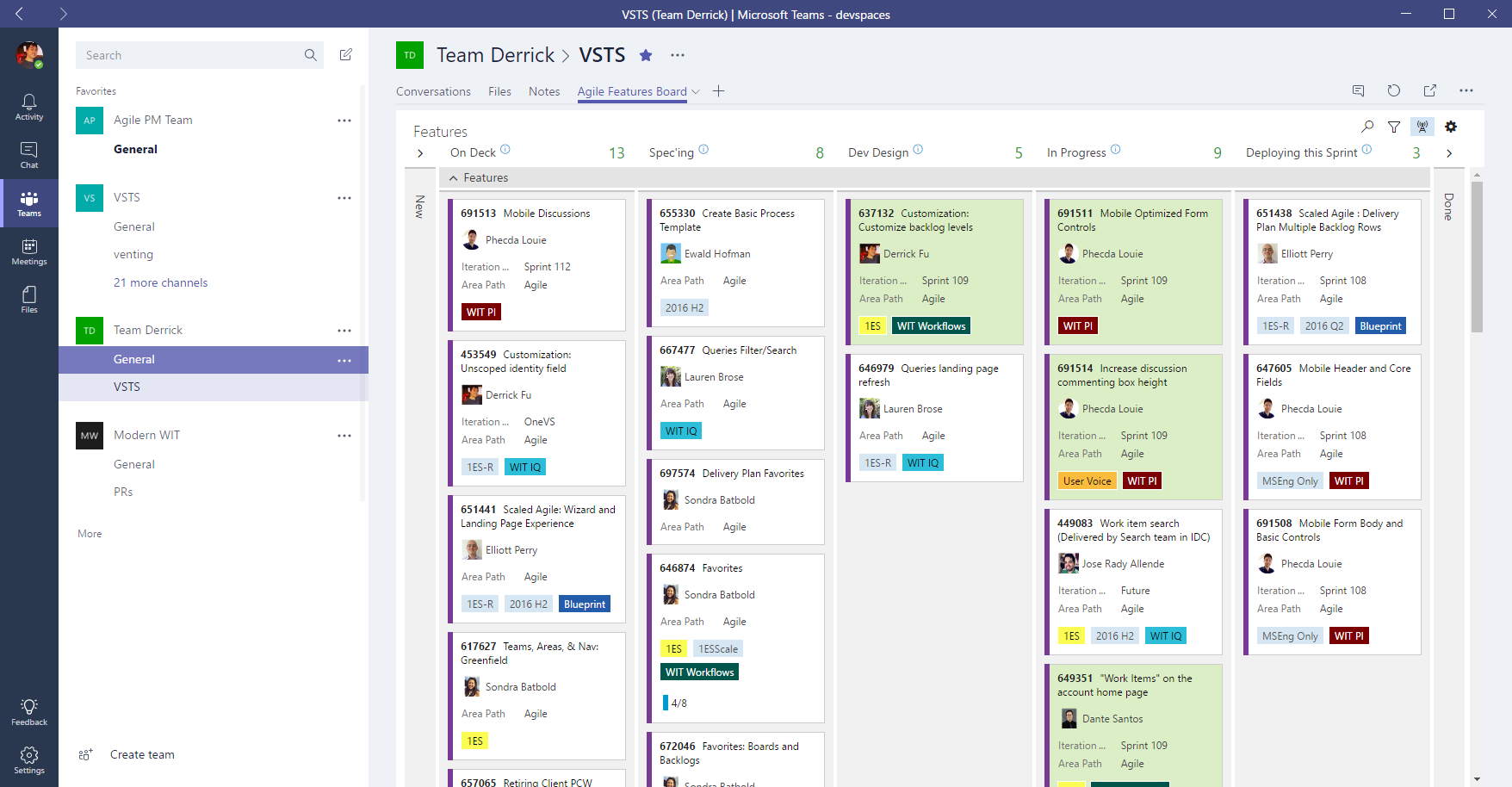 Microsoft Teams Integration - Visual Studio Marketplace